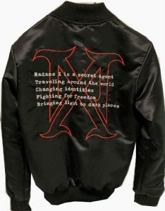 MADAME X TOUR - OFFICIAL BOMBER JACKET